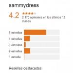 SammyDress Opiniones