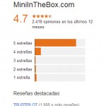 MiniInTheBox Opiniones